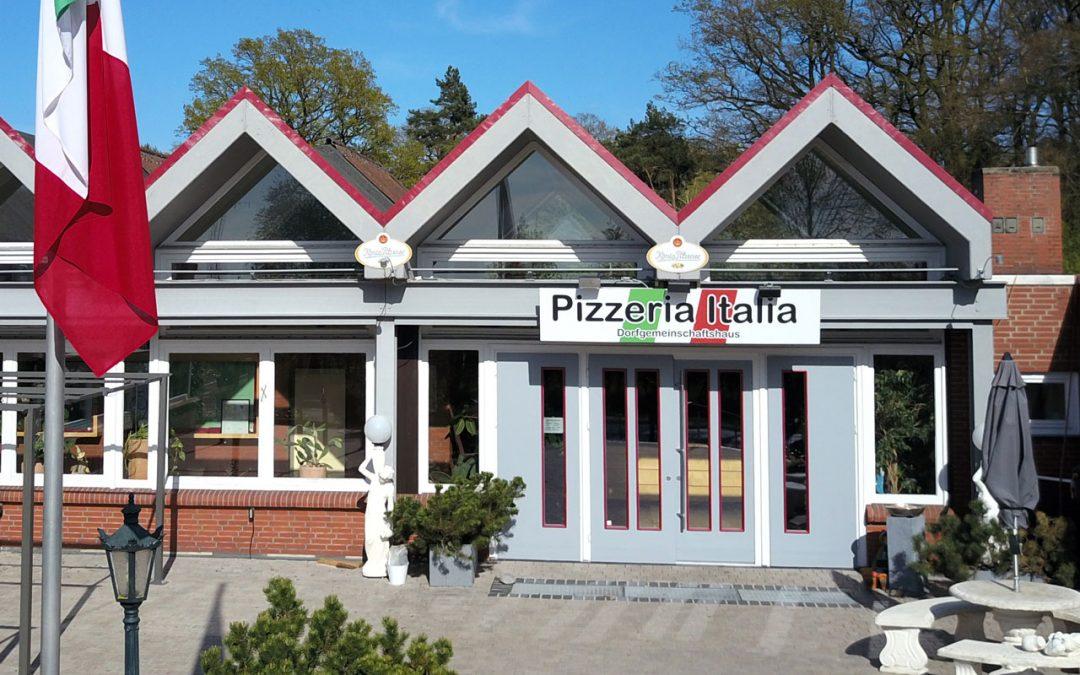 Pizzeria Italia im DGH Hassendorf