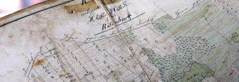 um 1840 – Gemeinheitsteilung und Verkoppelung